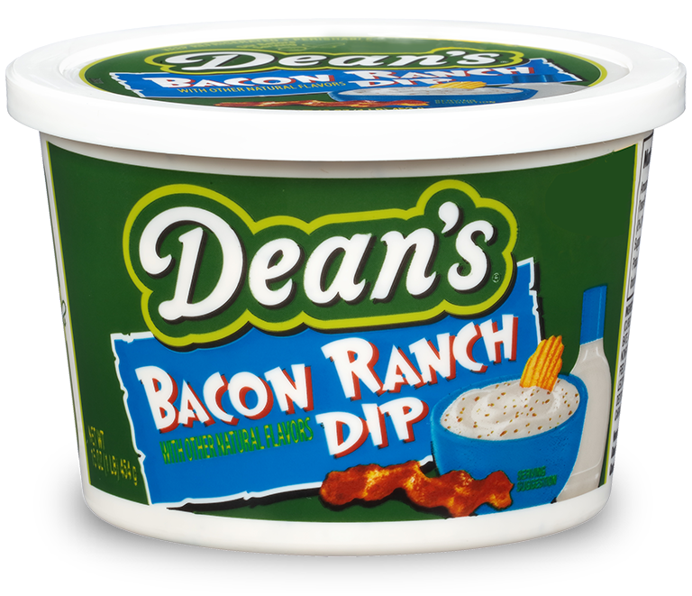 Try Dean's Bacon Ranch Dip.